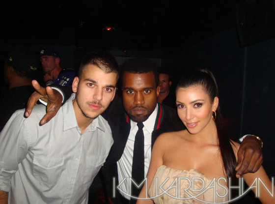 Kim Kardashian, Kanye West, 2008
