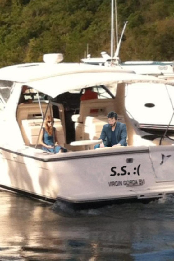 Taylor Swift Boat