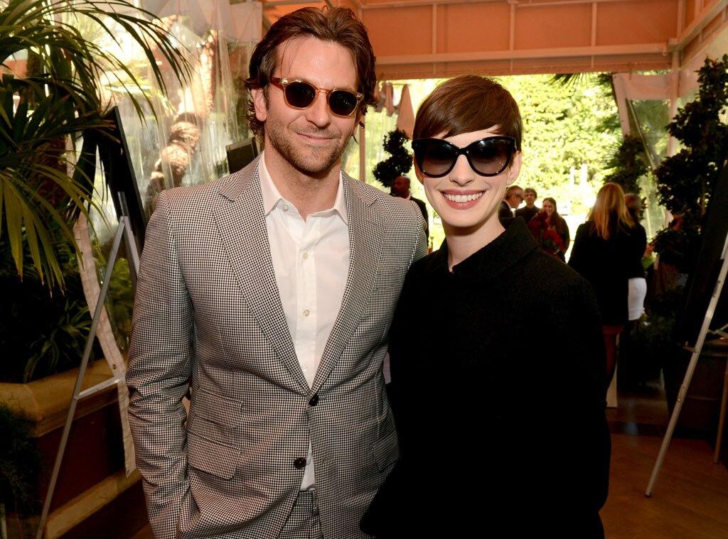 Bradley Cooper, Anne Hathaway