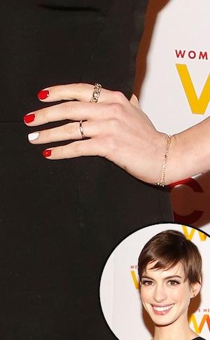 Nail Art, Anne Hathaway