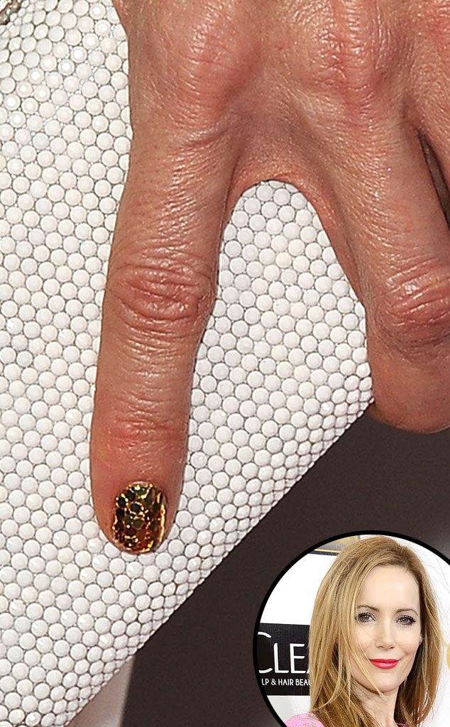 Nail Art, Leslie Mann