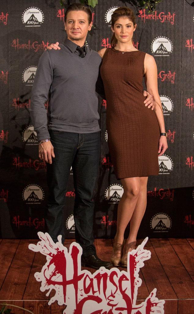 Jeremy Renner, Gemma Arterton