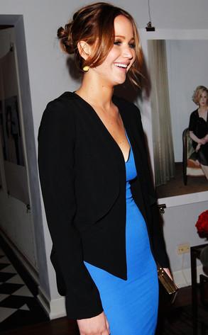 Jennifer Lawrence, W Magazine Party