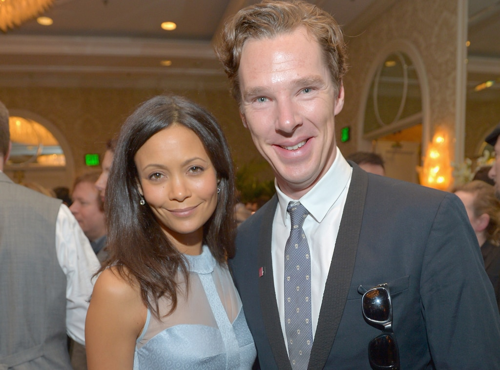 Thandie Newton, Benedict Cumberbatch
