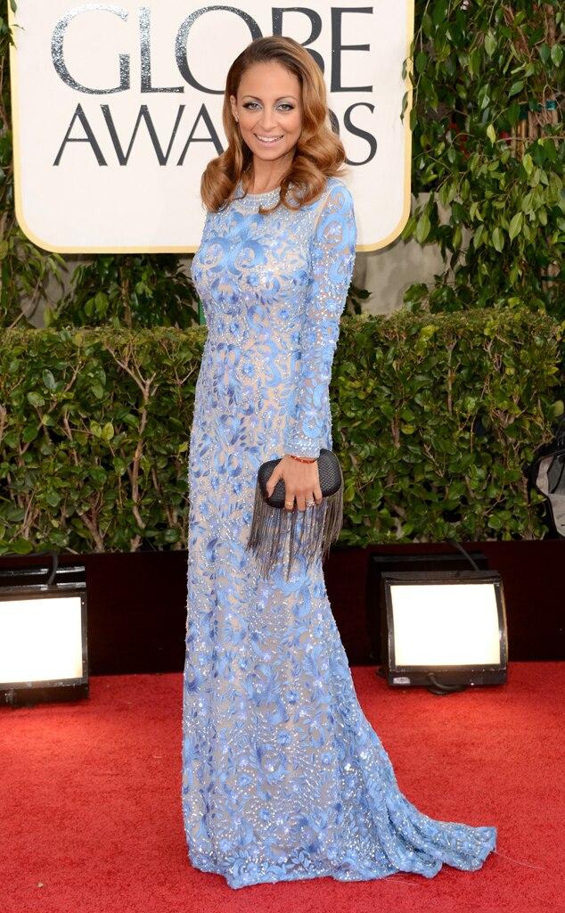 Nicole Richie, Golden Globes
