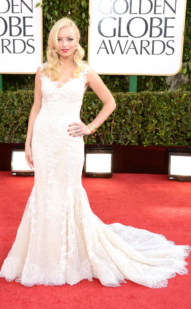 Francesca Eastwood, Golden Globes