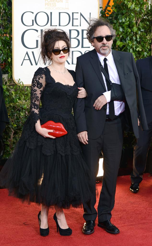 Helena Bonham Carter, Tim Burton, Golden Globbe