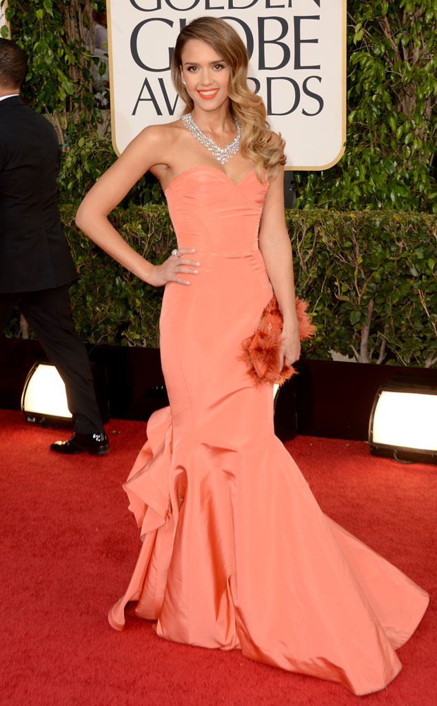 Jessica Alba, Golden Globes