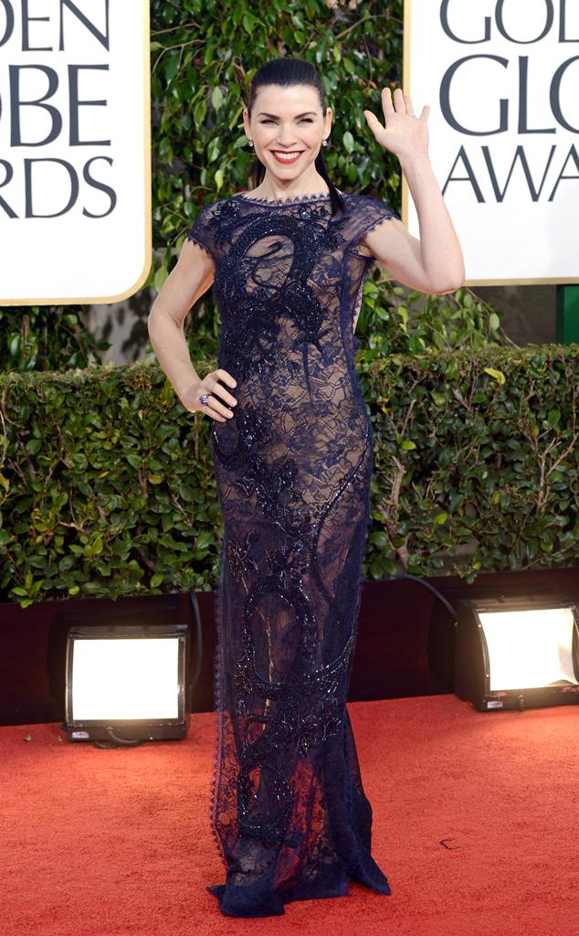 Julianna Margulies, Golden Globe