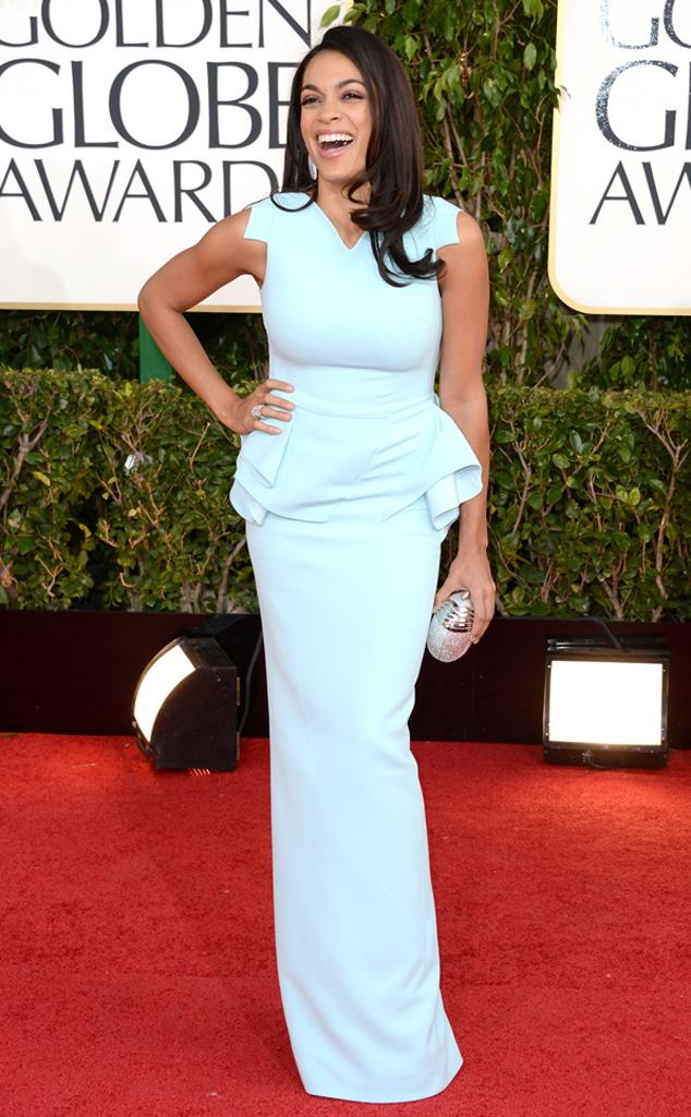 Rosario Dawson, Golden Globe