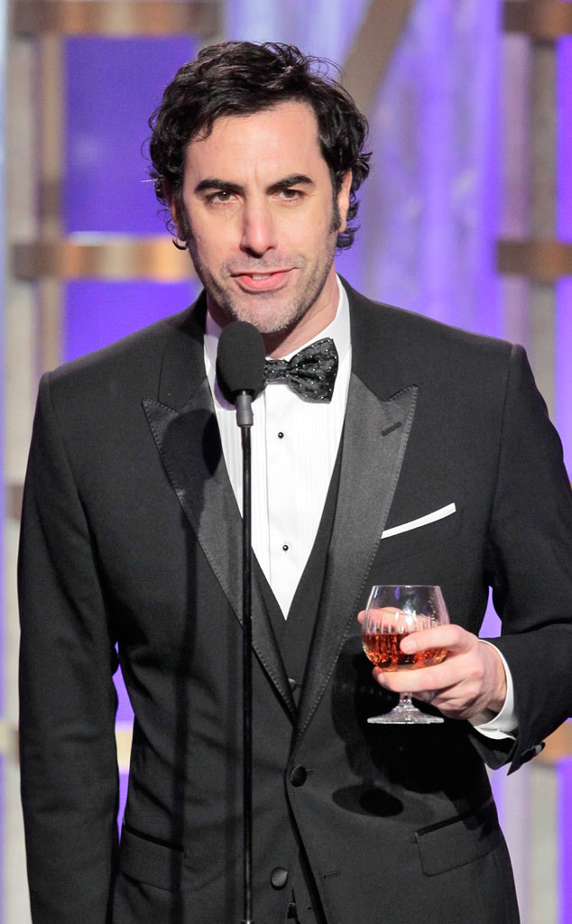 Sacha Baron Cohen: I'm 23 Percent Gay (but It Fluctuates ...