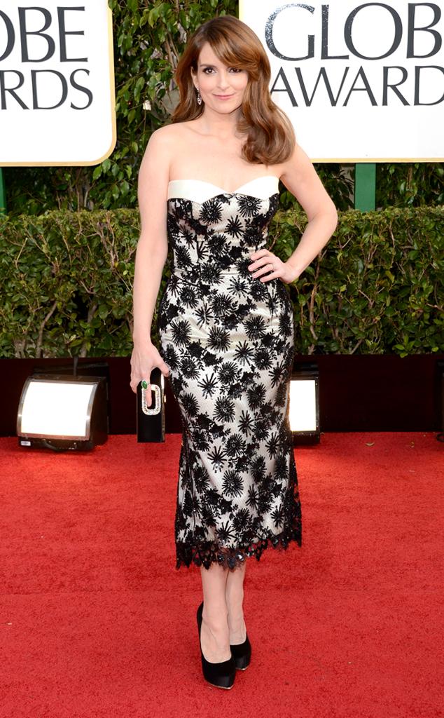 Tina Fey, Golden Globe