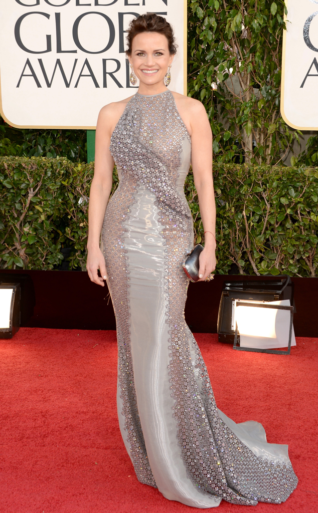 Carla Gugino, Golden Globes
