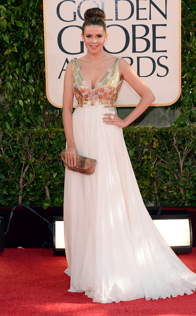 Carly Steel, Golden Globes