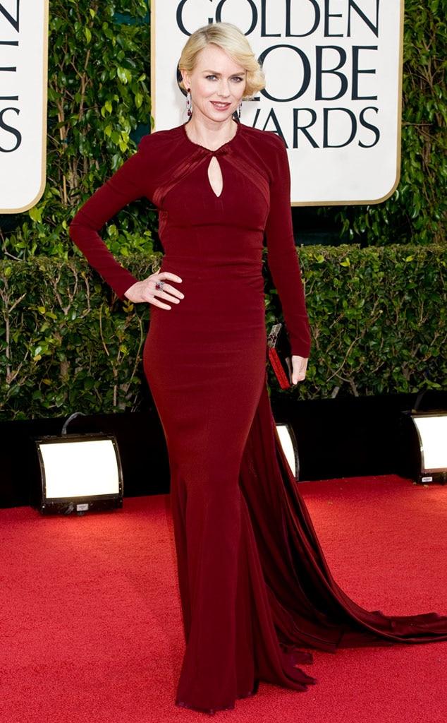 Naomi Watts, Golden Globes