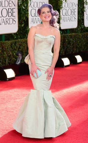 Kelly Osbourne, Golden Globes