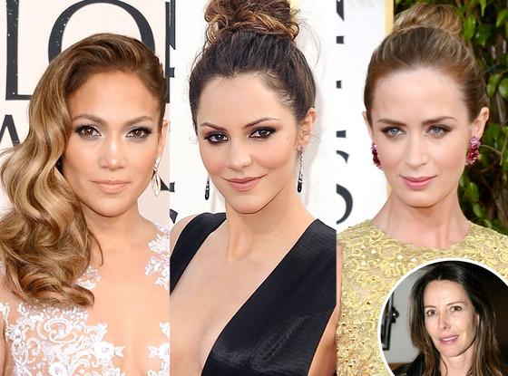 Jennifer Lopez, Katharine McPhee, Emily Blunt, Sally Hershberger
