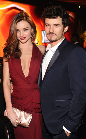 """Miranda Kerr: Orlando Bloom and I """"Want the Best for Each Other"""""""