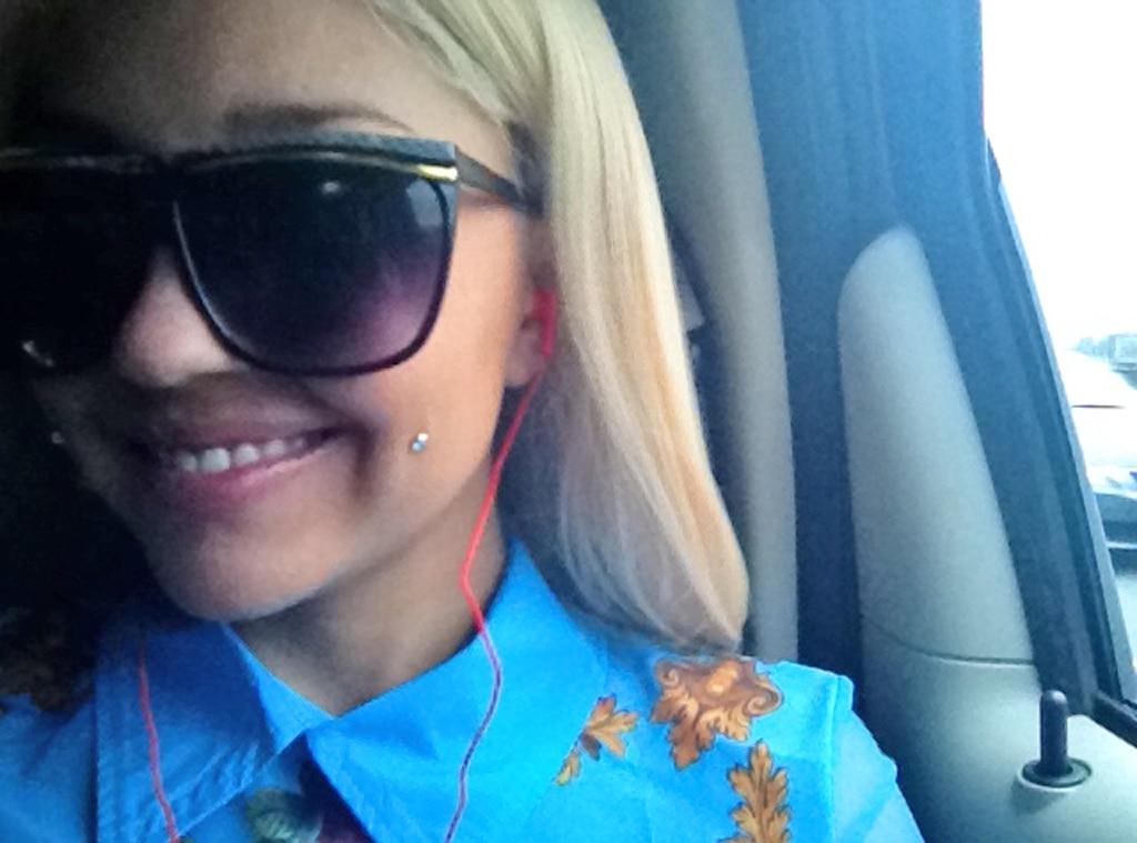 Amanda Bynes, Piercing, Tumblr