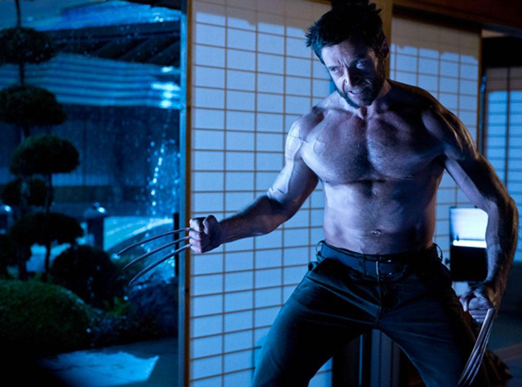 Hugh Jackman, The Wolverine