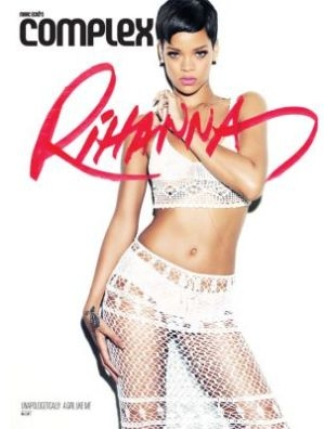 Rihanna, Complex Magazine