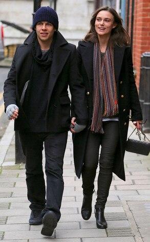 Keira Knightley, James Righton
