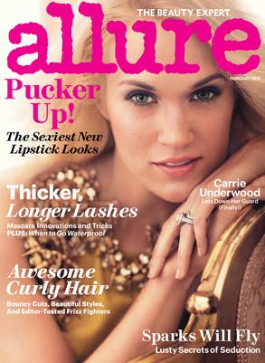 Carrie Underwood, Allure Magazine cover