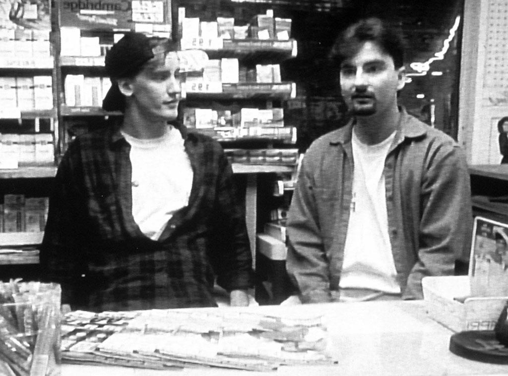 Jeff Anderson, Brian O'Halloran, Clerks