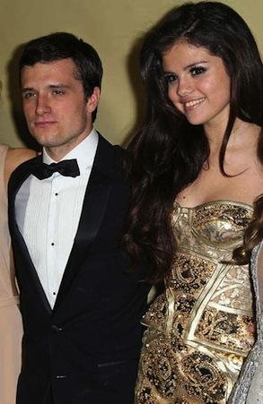 Juosh Hutcherson, Selena Gomez