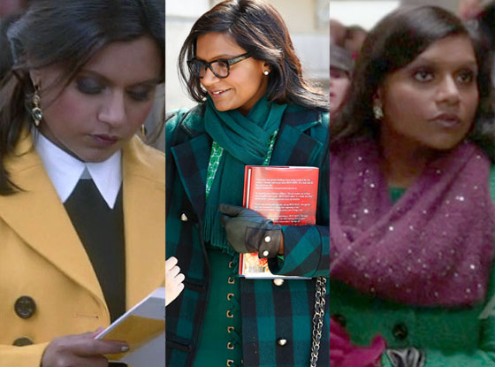 The Mindy Project, Mindy Kaling, Modcloth
