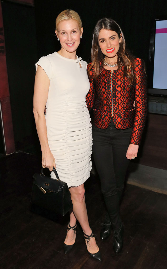 Kelly Rutherford, Nikki Reed