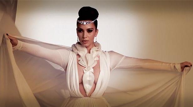 Kim Kardashian, YouTube