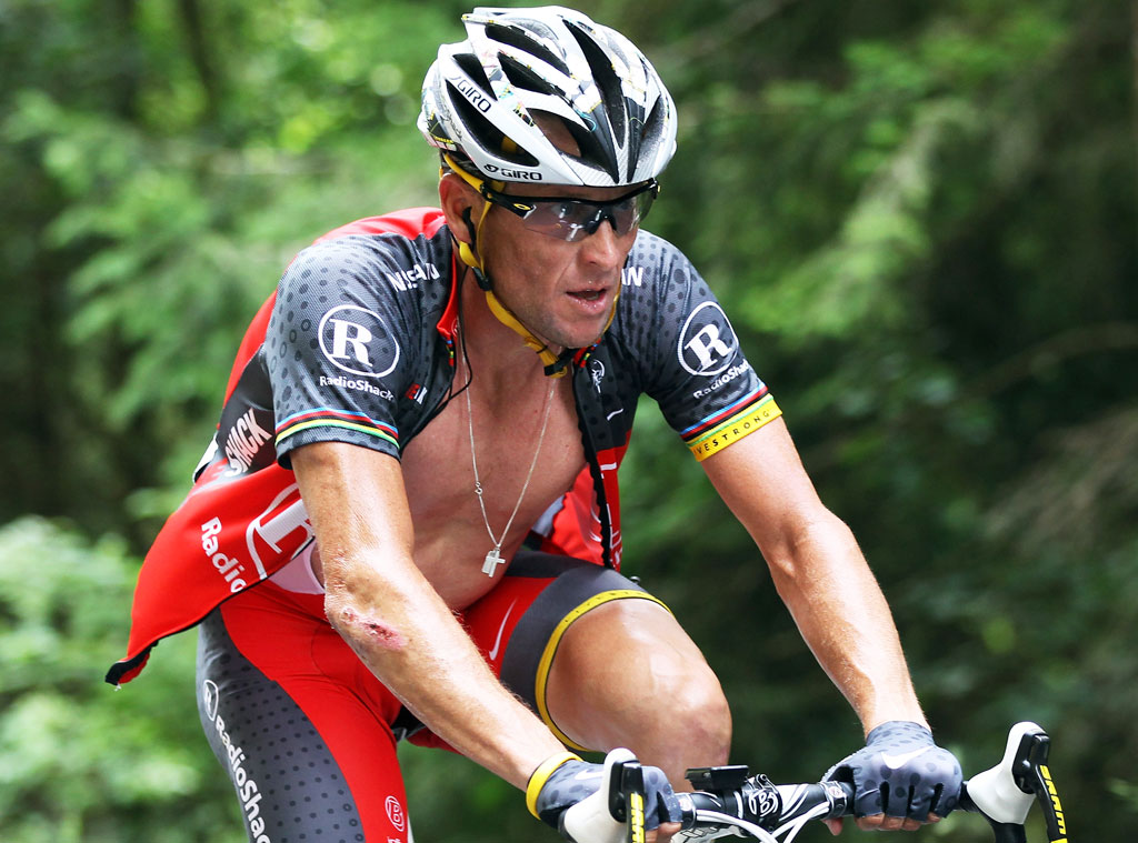 Lance Armstrong, Sports Scandals