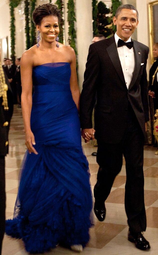 Michelle Obama, Barack Obama, Kennedy Center Honors 2011