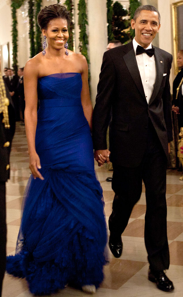 Michelle Obama, Barack Obama, Kennedy Center Honors 2011