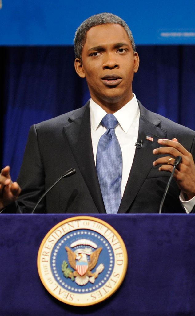 Jay Pharoah, Barack Obama, SNL, Saturday Night Live