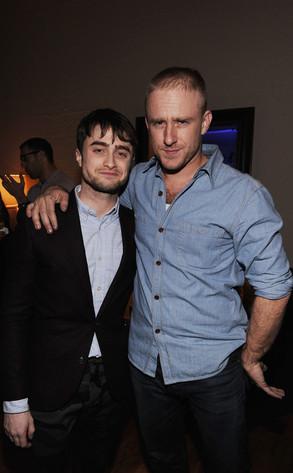Daniel Radcliffe, Ben Foster