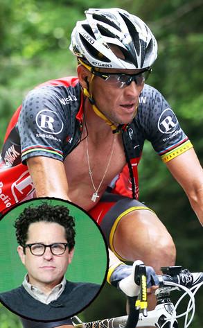Lance Armstrong, J.J. Abrams
