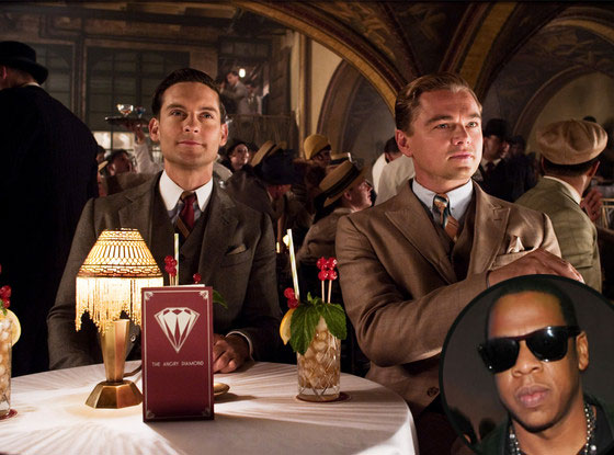 The Great Gatsby, Jay-Z
