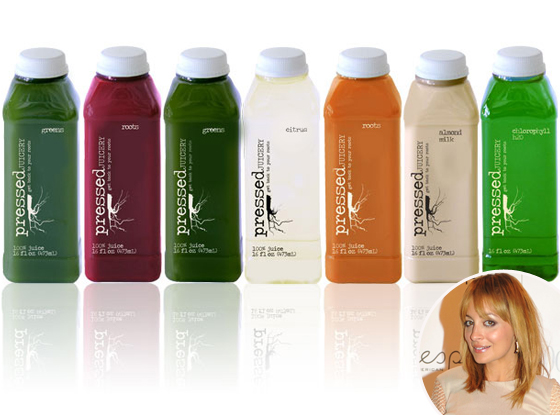 Nicole Richie, Pressed Juicery