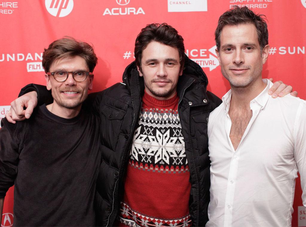 Travis Mathews, James Franco, Christian Patrick, Sundance