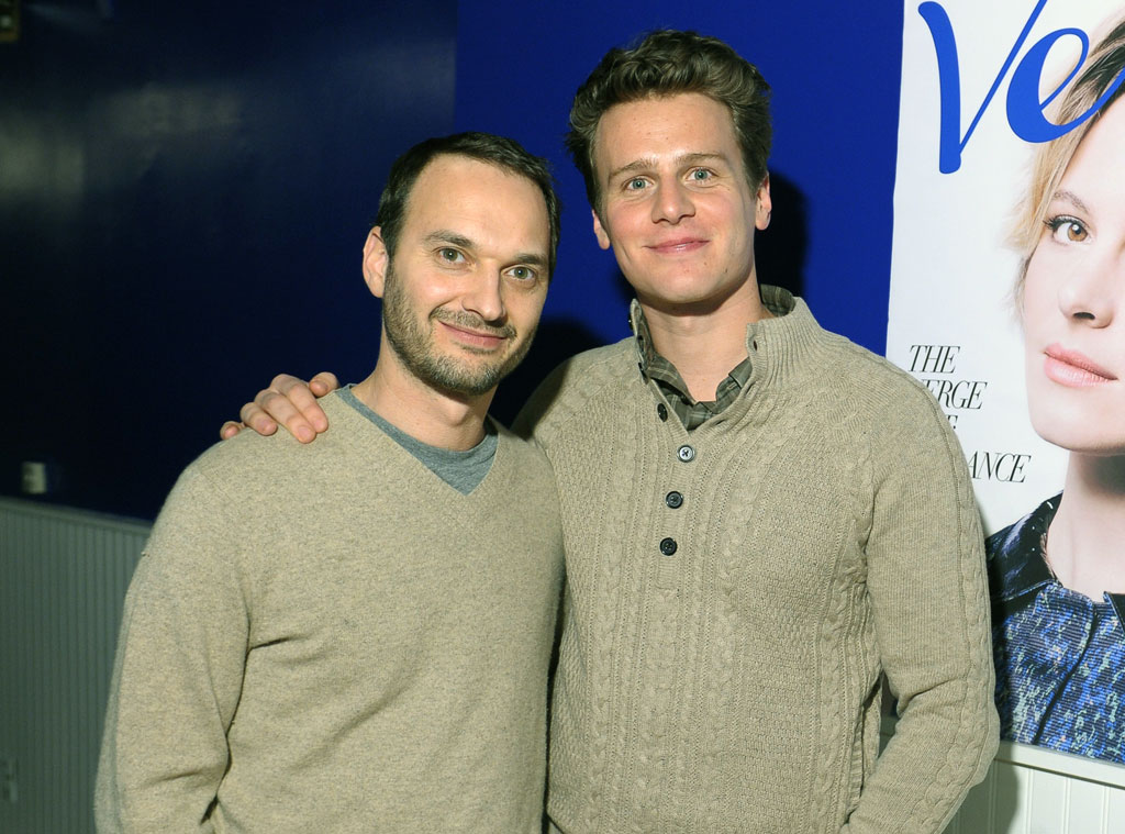 Jeff Vespa, Jonathan Groff, Sundance