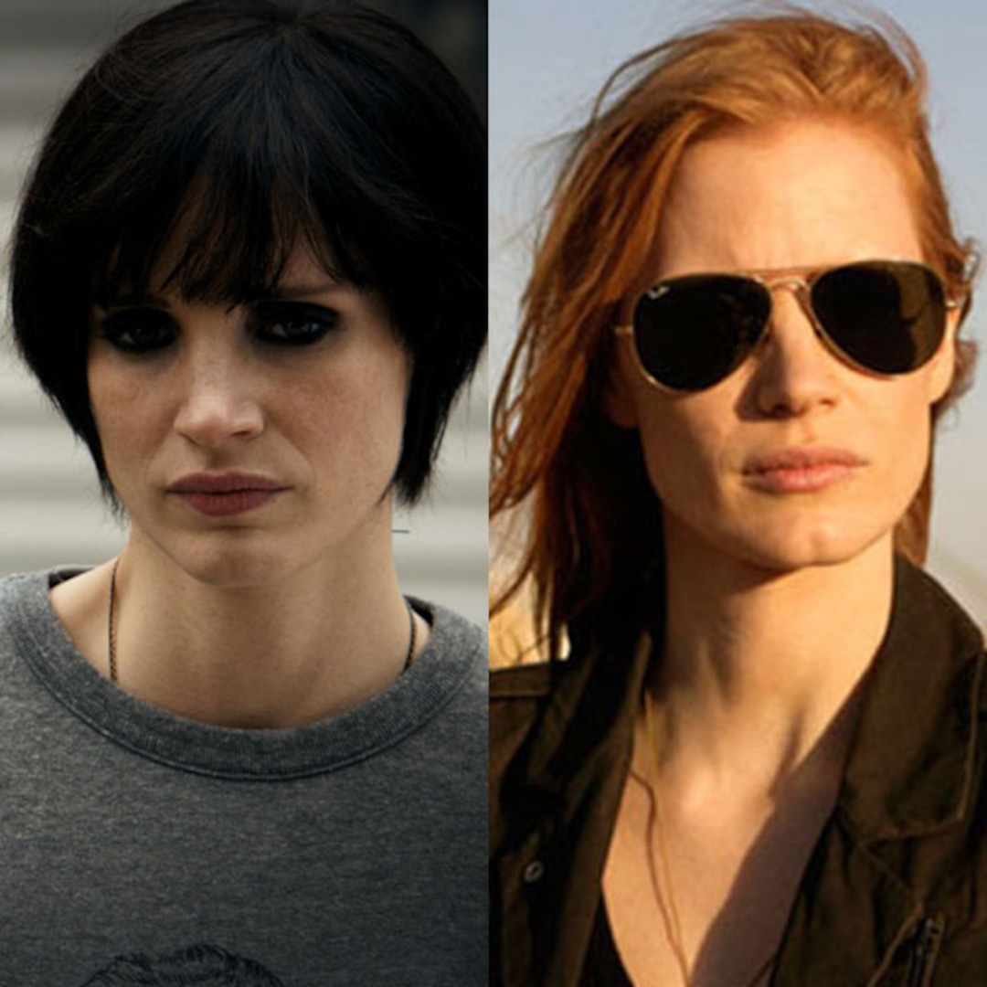 View Jessica Chastain Bangs  Wallpapers