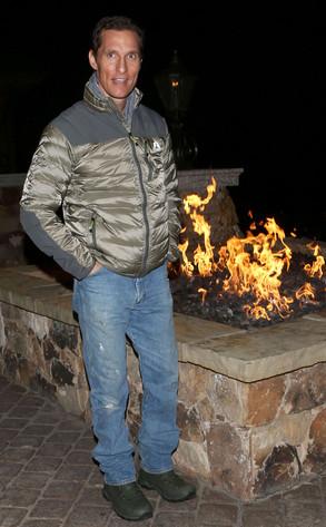 Matthew McConaughey, Sundance