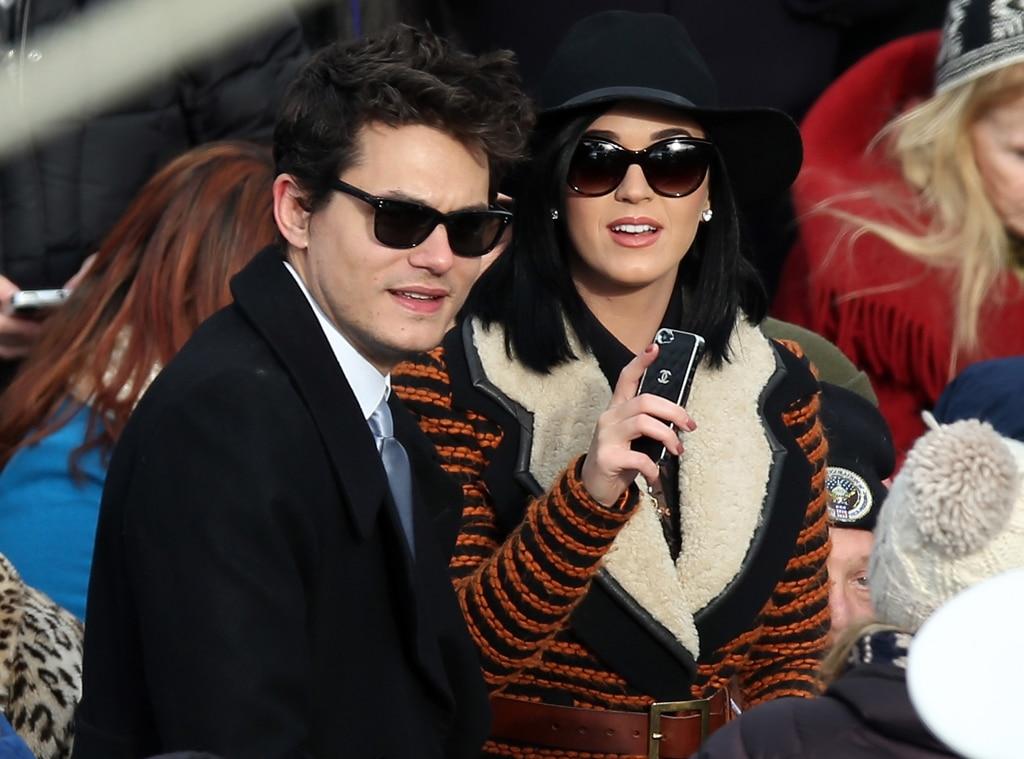 John Mayer, Katy Perry