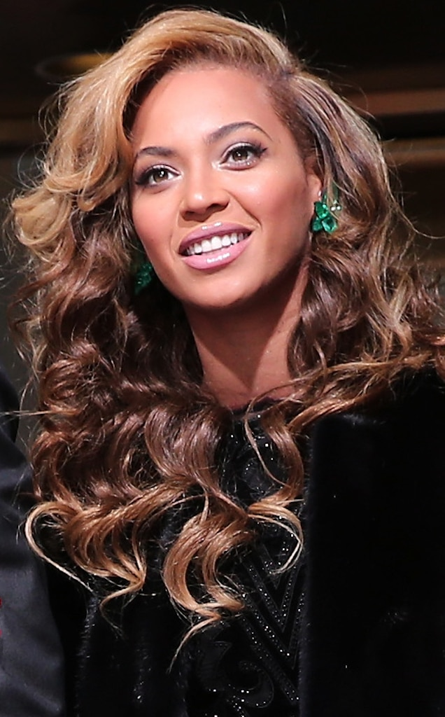 beyonce hair style 2013 from beyonc 233 s hair through the years e news 4668