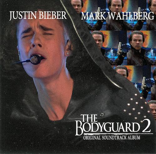 Bieber Wahlberg Posters