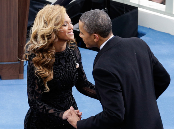 Obama, Beyonce