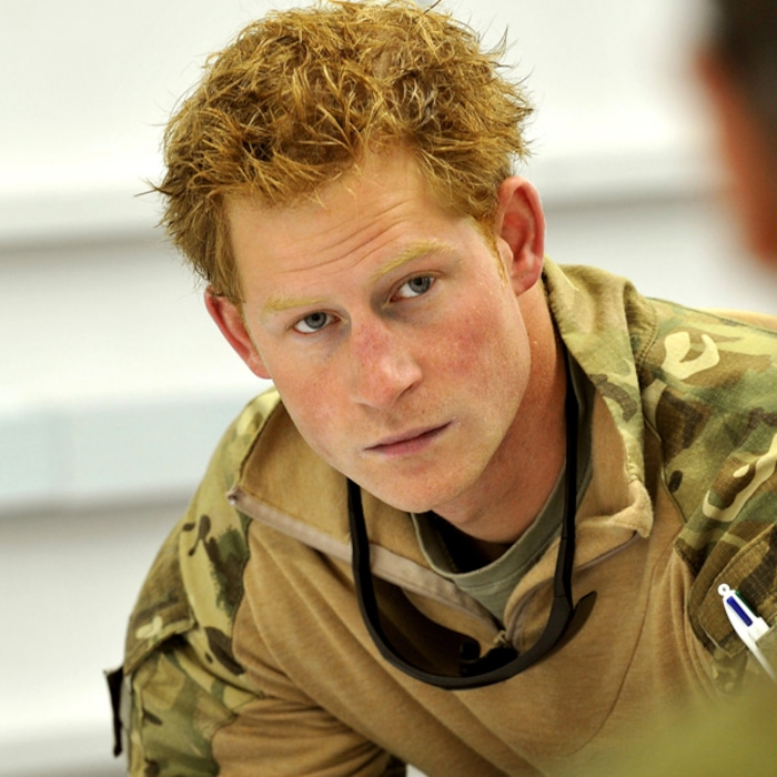 prince harry saved gay soldier from attack report e online prince harry saved gay soldier from