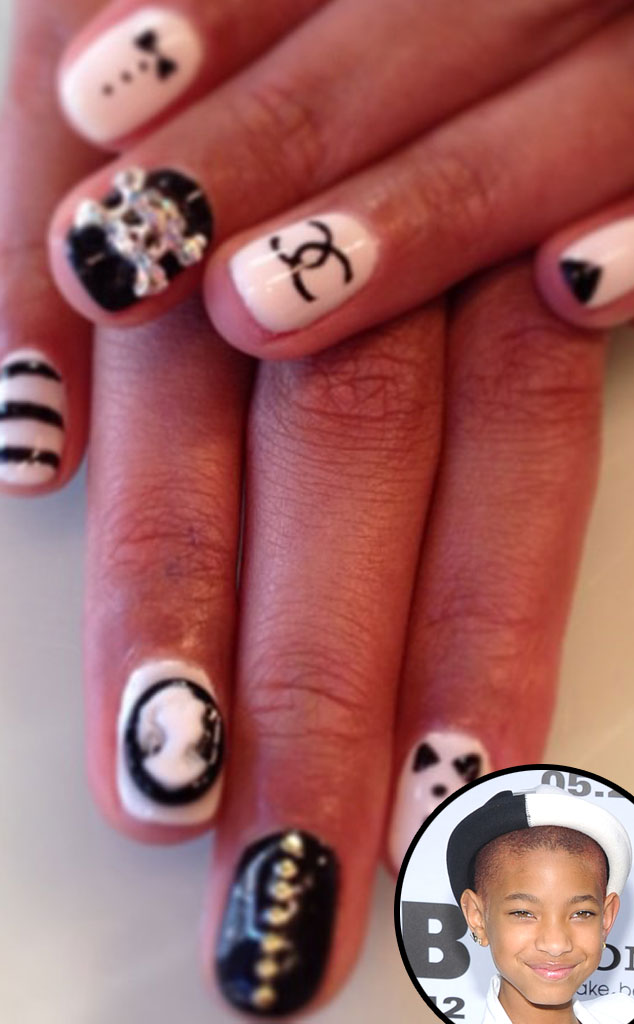 Willow Smith, Nails